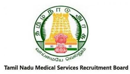 The Tamil Nadu Medical Services Recruitment Board (TN MRB)